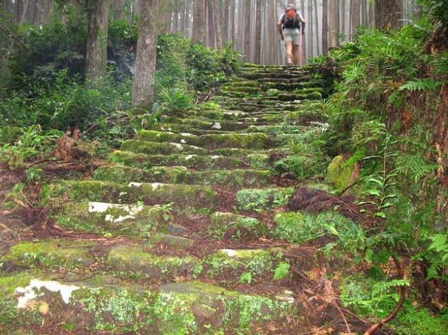 VIAJES AL CAMINO DE KUMANO. Turismo en Japón - Hakone / Kioto / Monte Fuji / Nara / Osaka / Shirakawa / Takayama / Tsumago /  - Viajes Exoticos