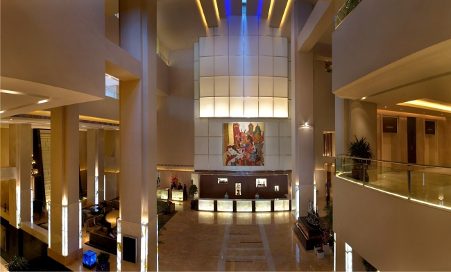 The Lalit New Delhi Hotel - Viajes Exoticos